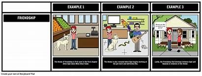 Dixie Winn Because Storyboard Main Graphic Themes