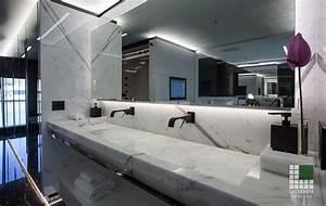 salle de bain et meubles yacht ocean paradise sacerdote With salle de bain design avec lavabo en marbre