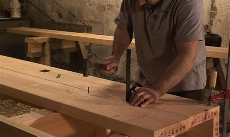 build  workbench top  simple  strong