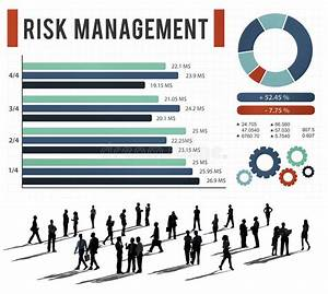Safety And Risk Management Business Diagram Stock
