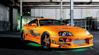 Supra Toyota Wallpapers Tuned Cave Cars