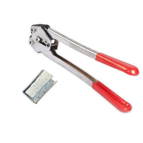 china crimping tool banding strapping machine sealing hand tool china crimping tool
