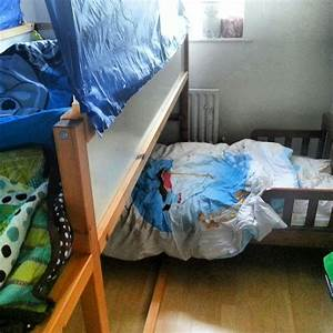 Transition to a toddler bed