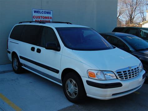 1998 Chevrolet Venture  Information And Photos Momentcar