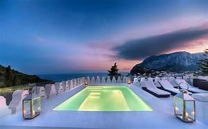 Infinity Pool Bauen : dachterrasse gestalten eine sehenswerte fotostrecke von 15 dachpools ~ Frokenaadalensverden.com Haus und Dekorationen