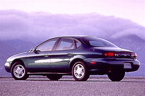 99 Ford Taurus by 1996 99 Ford Taurus Consumer Guide Auto