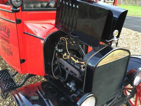 1925 Ford Tt Tow Truck