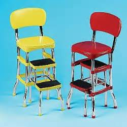 cosco retro counter chair step stool self made booth
