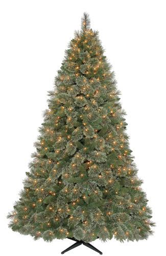 menards artificial trees enchanted forest 174 7 5 prelit fennimore pine artificial tree at menards 174