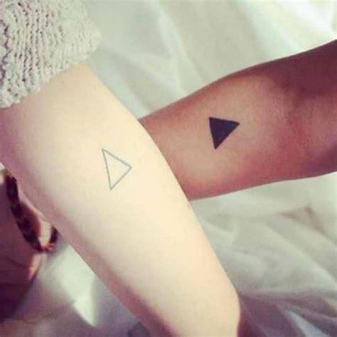 Tatouages Complémentaires Soeurs  15 Idées De Tatouages à