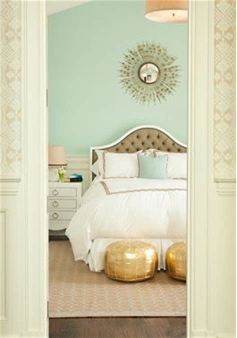 mint brown and gold great color scheme for a