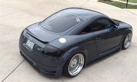 lloyd fields    audi tt mk  tuning