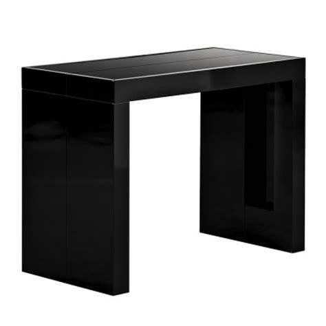 canape corbusier table console extensible ikea noir