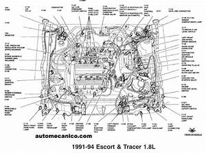 Ford Aspire Manual Transmission Parts Diagram  Ford  Auto Wiring Diagram