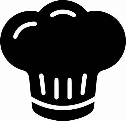 Chef Icon Svg Pluspng Additon Above Using