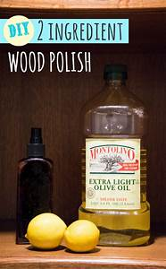 simple 2 ingredient diy wood polish happy money saver With homemade organic furniture polish