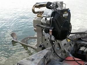 Mud Buddy Motor