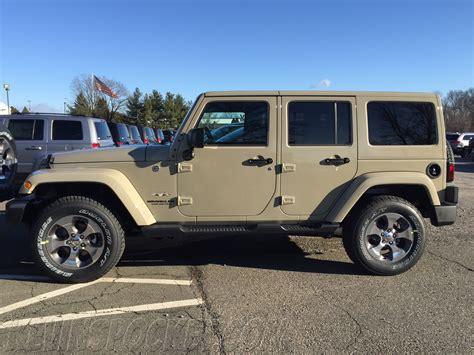 jeep gobi color gobi wrangler color match top kevinspocket
