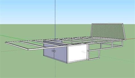 Sled Deck Plans by Sketchup Thread Page 5 Tacoma World Forums