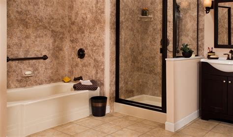 bathtub wall surround sho pro of indiana inc bath systems