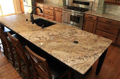 images of finished granite in kitchens africa