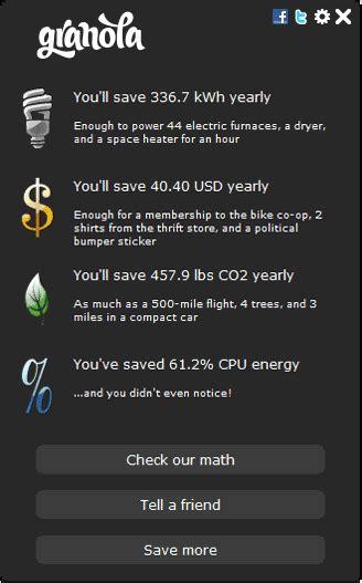 Computer Stromverbrauch Reduzieren  Software Kostenlos