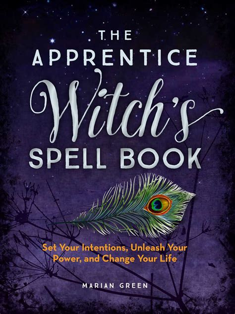apprentice witchs spell book book  marian green