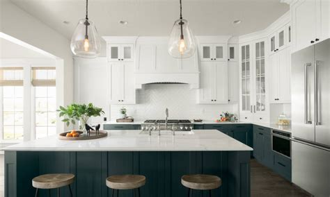 2 tone two tone kitchen cabinets appealing look two tone kitchen cabinet ideas 3 design