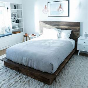 10 Awesome Diy Platform Bed Designs  U2014 The Family Handyman