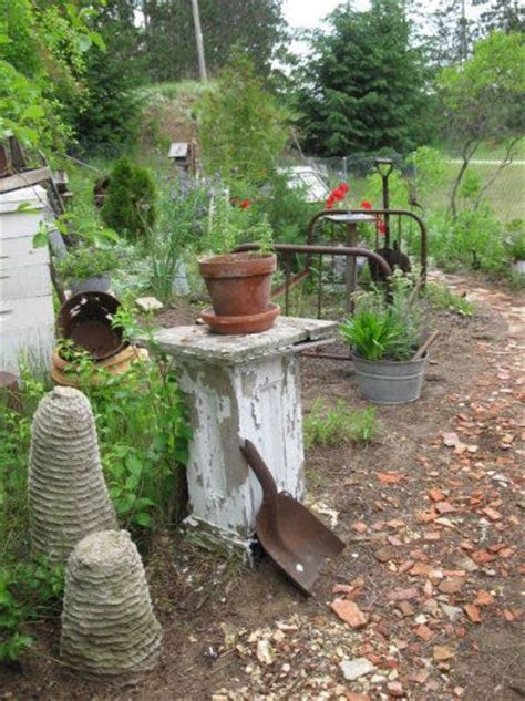 Best Images About Primitive Garden Pinterest