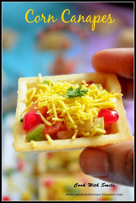 canape chesterfild corn canapes corn sev canapes indian canapes recipe