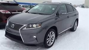 New Grey On Light Grey 2015 Lexus Rx 350 Awd Technology