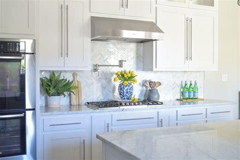 kitchen backsplash transformation  design decision