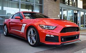 Ford Mustang Roush Stage 3 2015 - 11 May 2018 - Autogespot