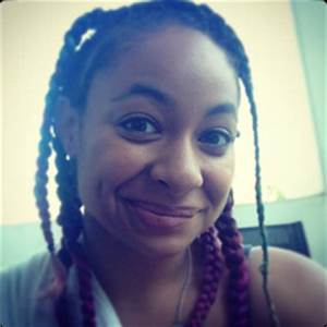 Color Shock – Raven Symone's With Colorful Braided ...