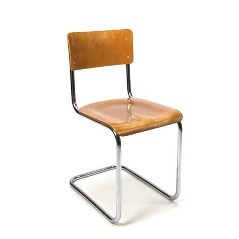 buisframe stoel vintage gispen buisframe stoel retro studio