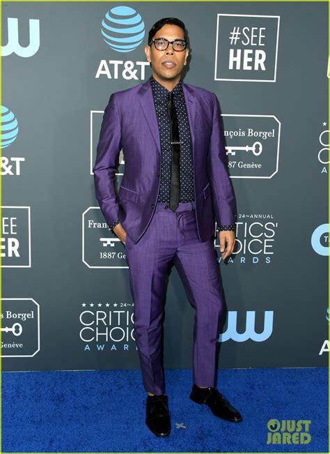 Billy Porter Pose Stars Attend The Critics Choice