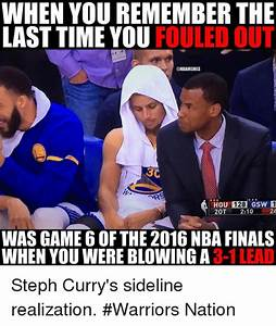 Funny NBA Finals Memes of 2017 on me.me | 3 1 Lead