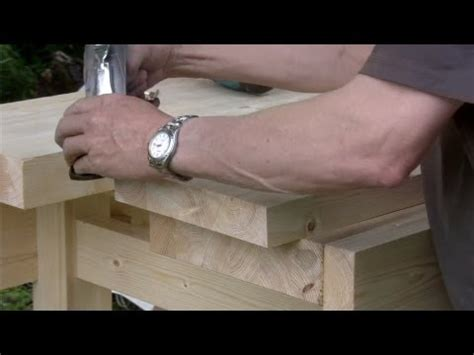 install  woodworking bench vise working idea