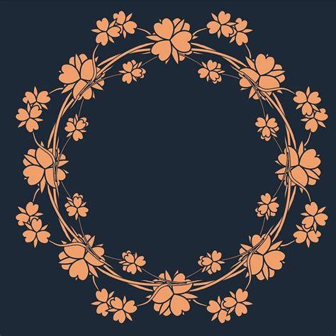 image  pixabay floral vintage royal frame