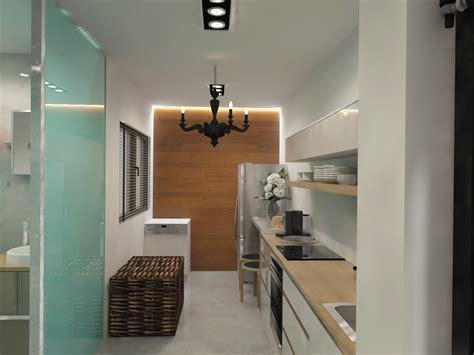 hdb kitchen design designfantastico fernvale riverwalk 2 room for singles 1594
