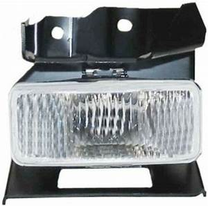New Replacement Fog Light Driving Lamp Lh    For 1995