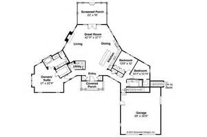 house plans with rear view country house plans mountain view 10 558 associated designs