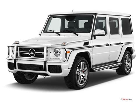 Mercedes-benz G-class Prices, Reviews, And Pictures