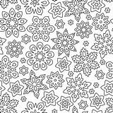 Coloring Pages Winter Snowflake Printable Puzzle Adult Activity Themed Mandala 30seconds Fun Children Dad Tip Background Mom Shutterstock sketch template