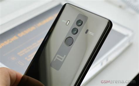 Huawei P20 Porsche Design Likely Coming Gsmarena News