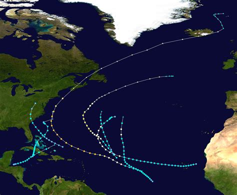 1927 Atlantic Hurricane Season Wikipedia