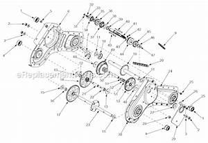 Yard Machines 21aa413b729 Parts List And Diagram
