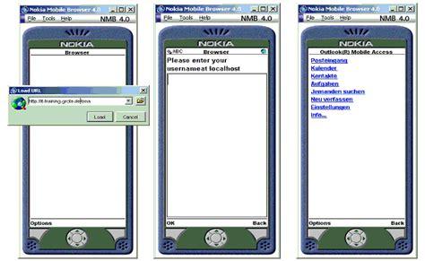 Outlook Mobile Access by Outlook Mobile Access Oma In Exchange Server 2003