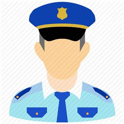 Security Icon Guard Policeman Officer Police Safety